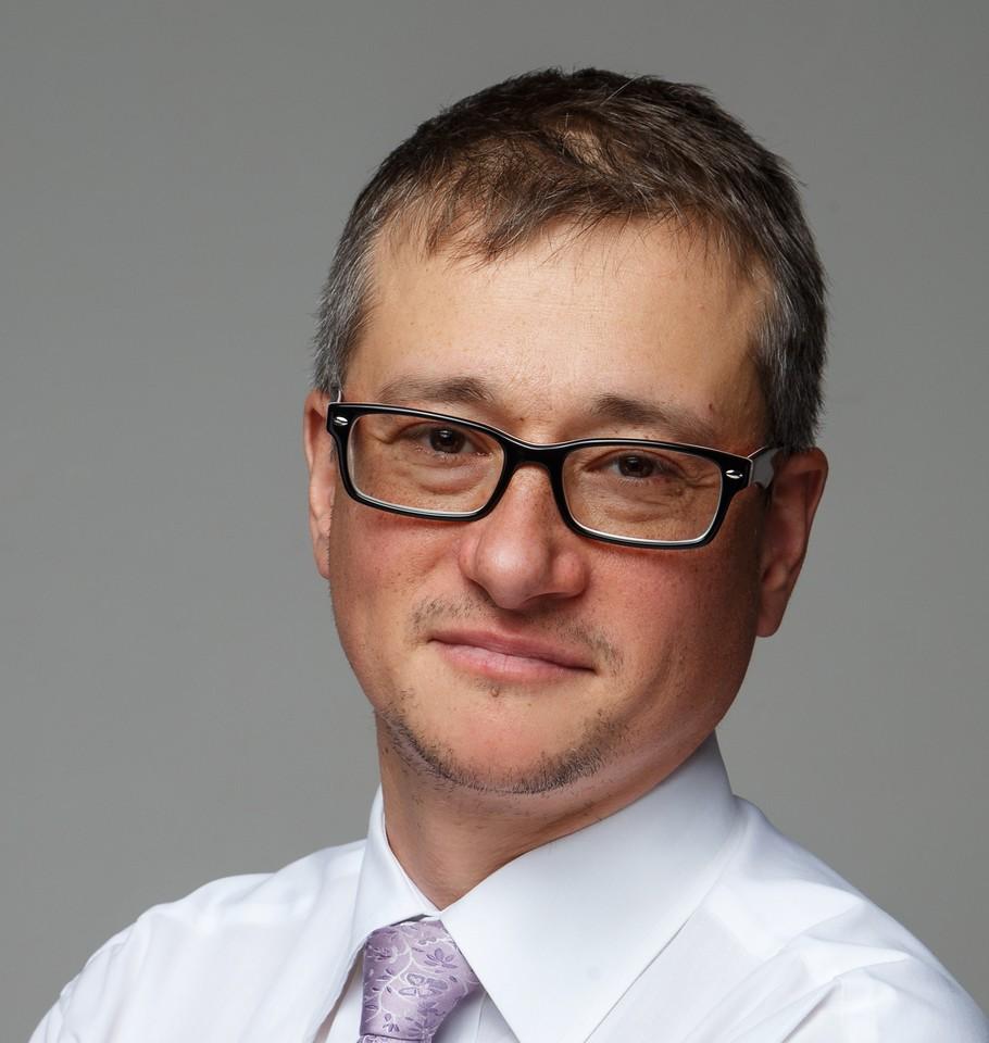 Kovács Vilmos,a Simplexion Kft. tulajdonos ügyvezetője