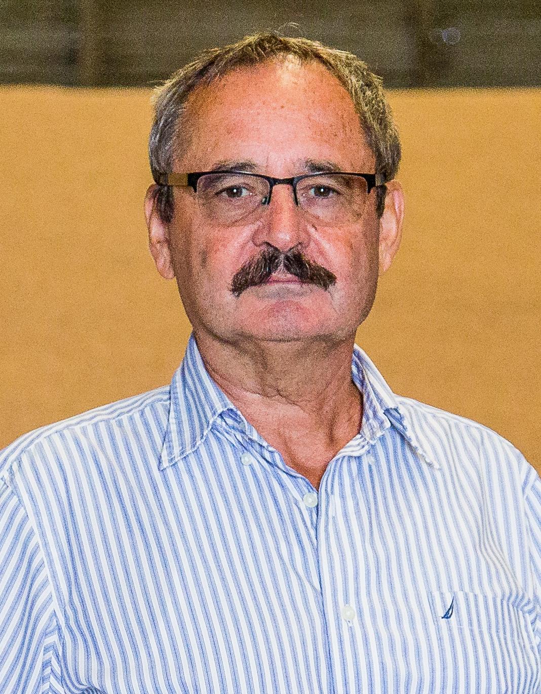 Raskó György, a Lajoskomáromi Győzelem Mezőgazdasági Kft. ügyvezetője