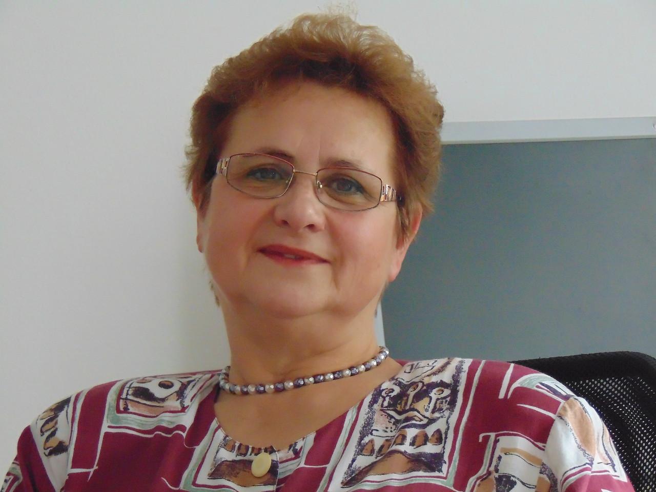 Szatmáriné dr. Balogh Mária, a Convictus-Consult Szervezetfejlesztő és Vezetési Tanácsadó Kft. alapí