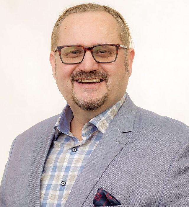 Tárnyik Pál, rendezvénytervező, a KKV TOP100 Díj és Konferencia társalapítója