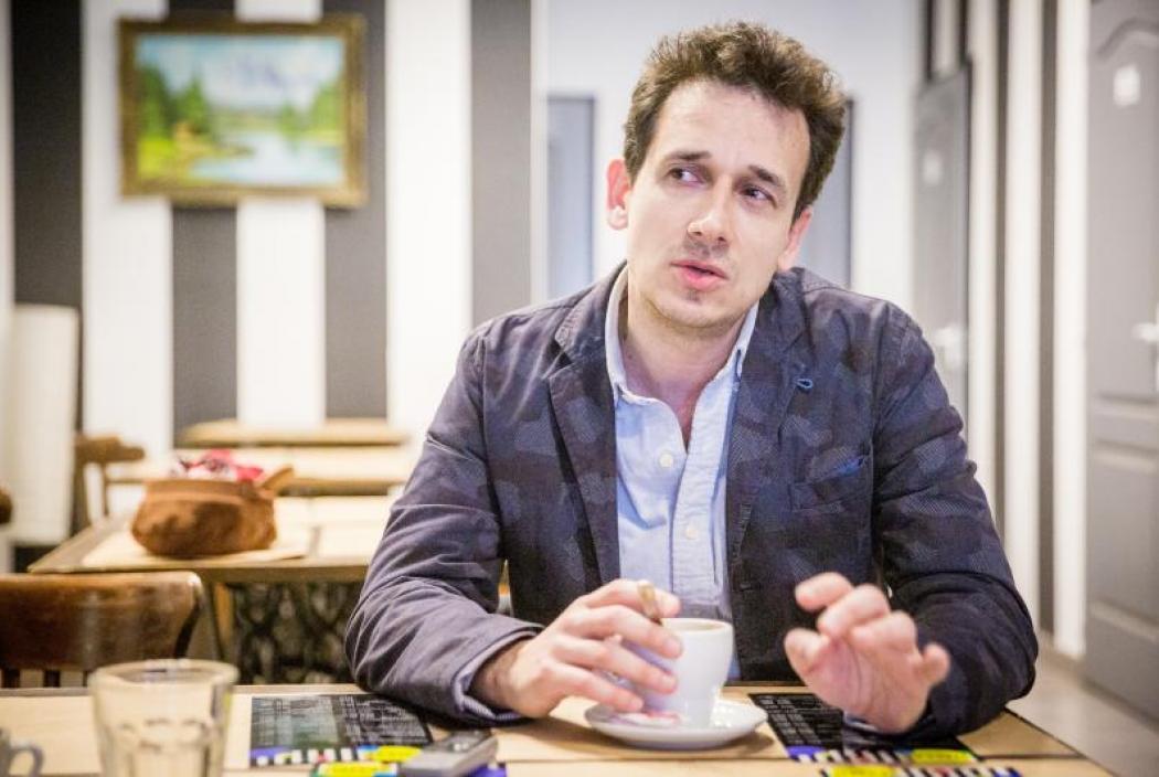 Martin Csaba: Sokan hülyének néznek, ha saját pénzből filmezek...