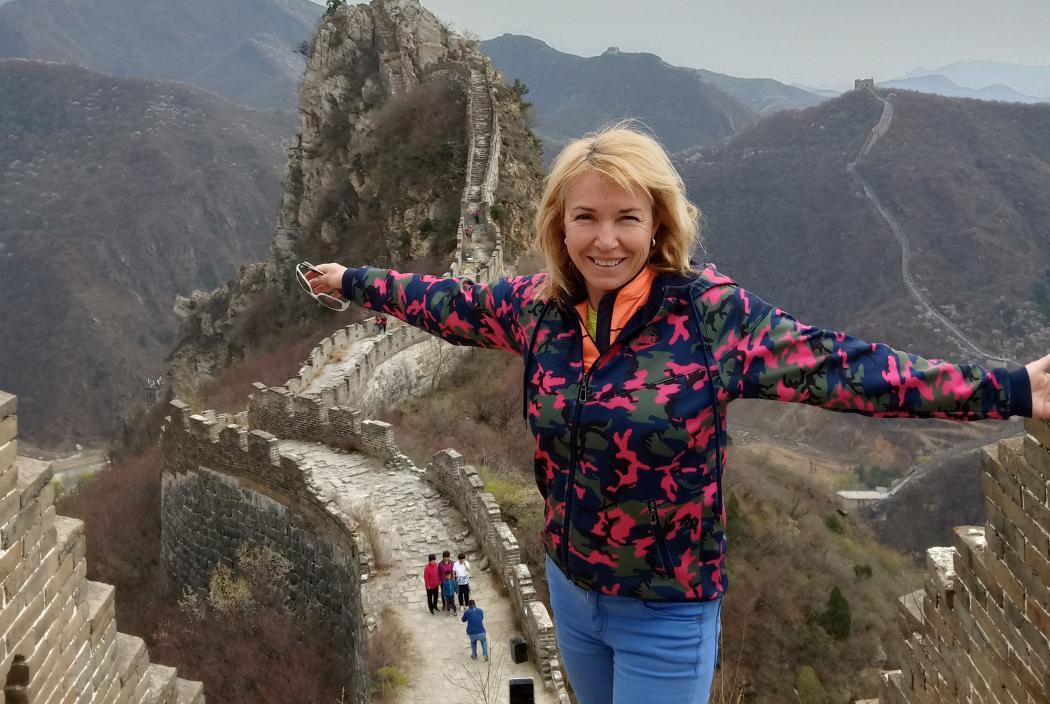 Orgován Katalin: Kalandvágyból mentem Kínába