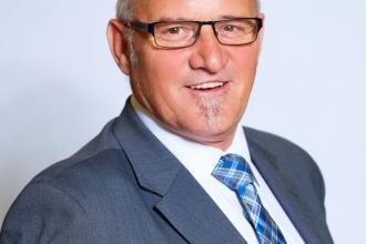 Karl-Heinz Keth, a Praktiker ügyvezető igazgatója