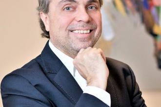 Takács János, a Zaharul Oradea SA vezérigazgatója