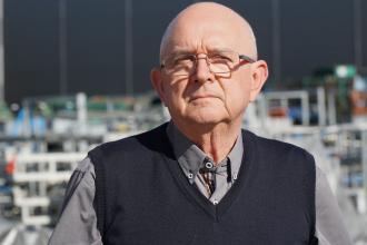 Telkes András, a TelkesgépKft. tulajdonosa, ügyvezető igazgatója