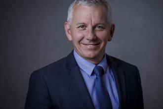 Török László, a Yamazaki Mazak Central Europe s.r.o. ügyvezető igazgatója