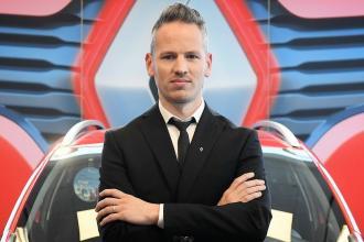 Tóth Máté, a Shick-R Kft. ügyvezető igazgatója