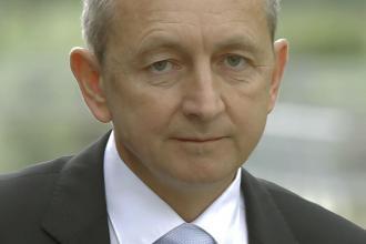 Valentinyi Zoltán, a HAVI Logisztics Kft. ügyvezető igazgatója