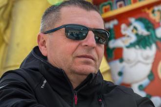 Varga Zsolt, a LogSol Group vezérigazgatója