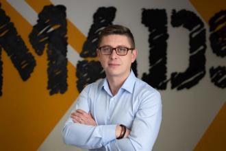 Virág Viktor, a MADS Csoport alapító társtulajdonosa, igazgatósági tagja