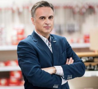 Szalai Sándor, a fischer Hungária ügyvezető igazgatója