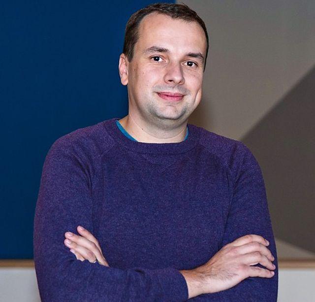 Balogh Zsolt, a Liferay Magyarország ügyvezető igazgatója