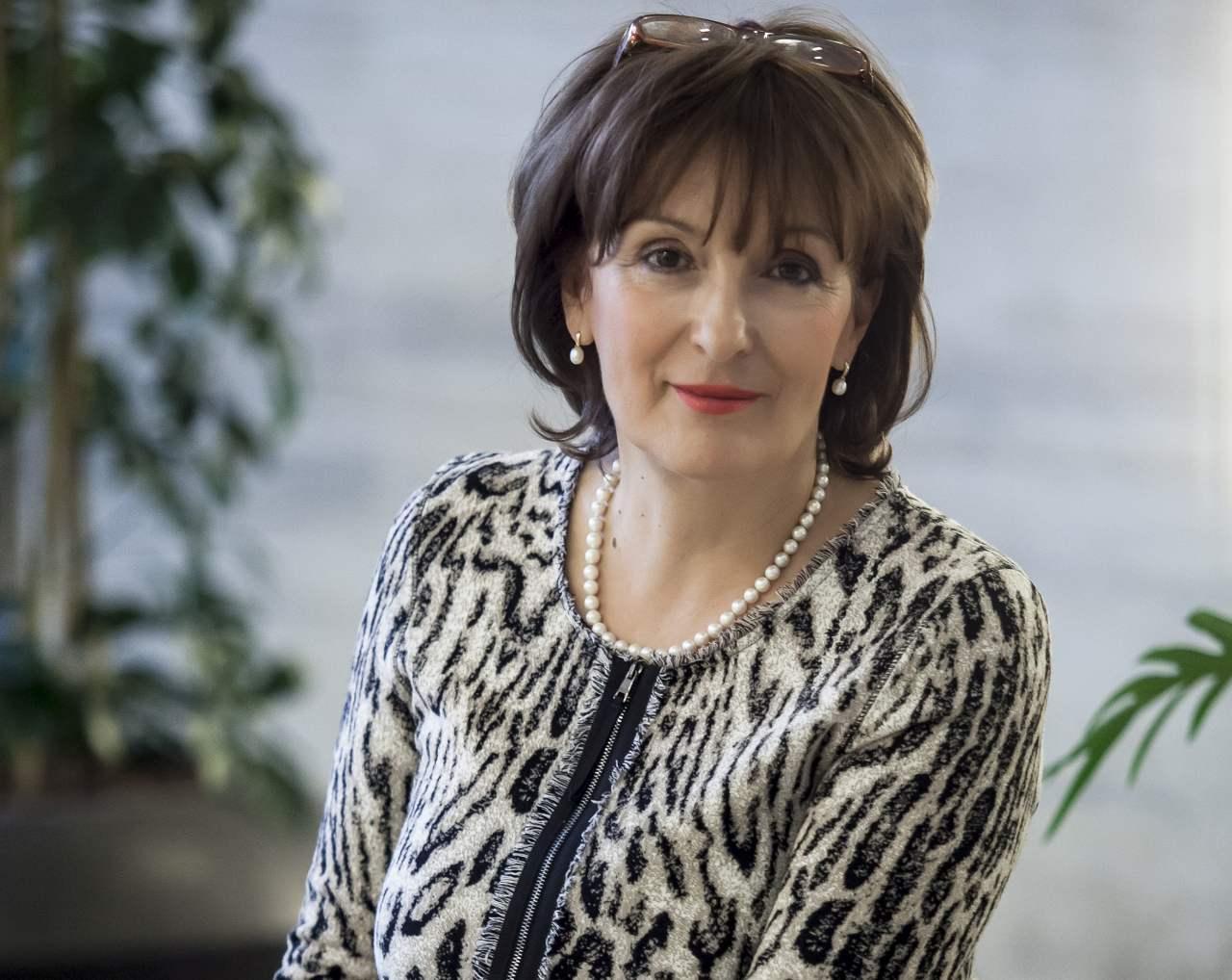 Hegedűs Éva, a Gránitbank Zrt. elnök-vezérigazgatója
