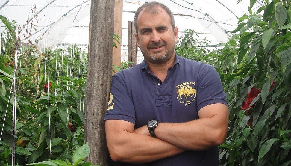 Héjjas Gábor, a Héjjas Farm tulajdonos-ügyvezetője