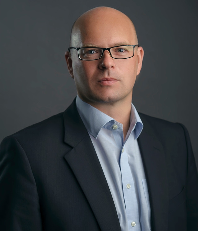 Heltovics Gábor, a Turnsole Biologics Kft. tulajdonos ügyvezetője