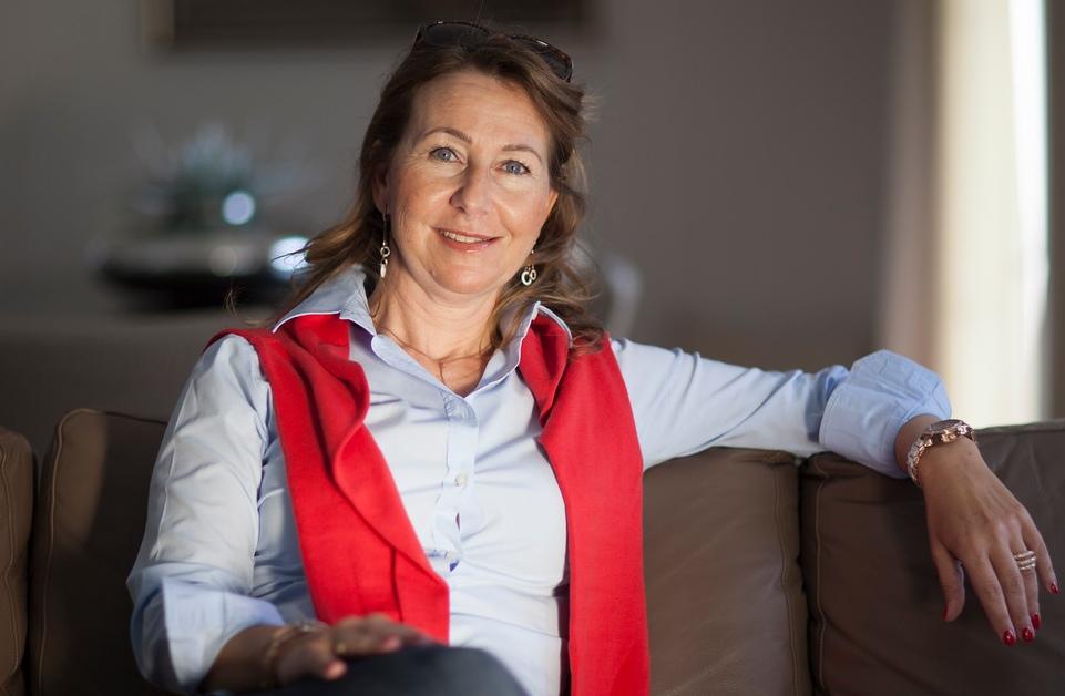 Hirschler Judit, a Hirschler Glas Kft tulajdonos ügyvezető igazgatója