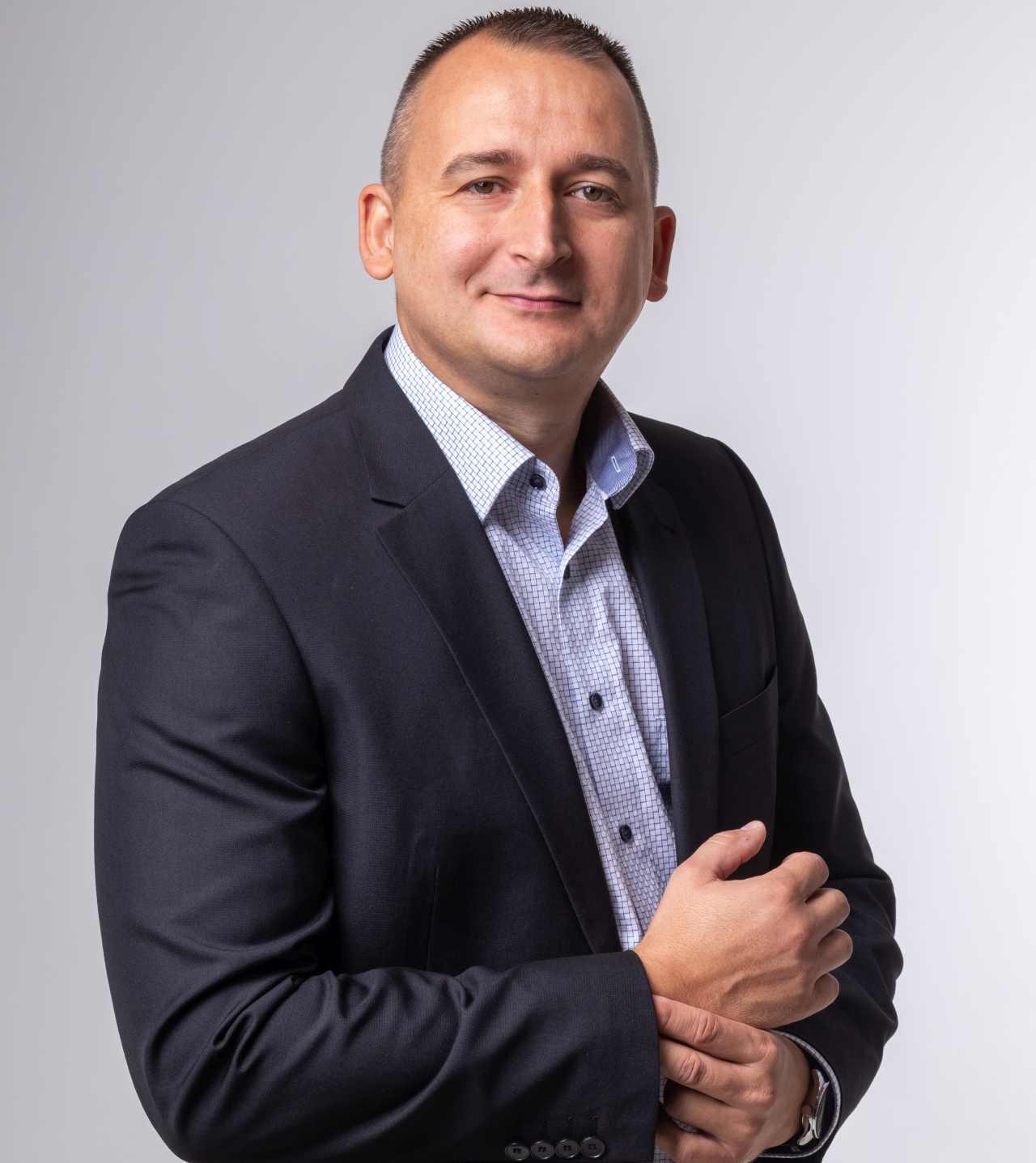 Horváth István, az Egrid Kft. alapító ügyvezetője