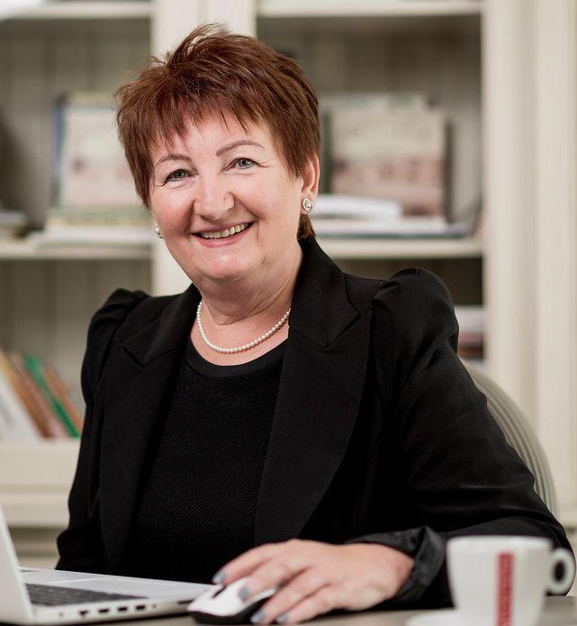 Kemenes-Barta Edith, a Kemenes Cukrász Manufaktúra Kft. tulajdonos ügyvezetője