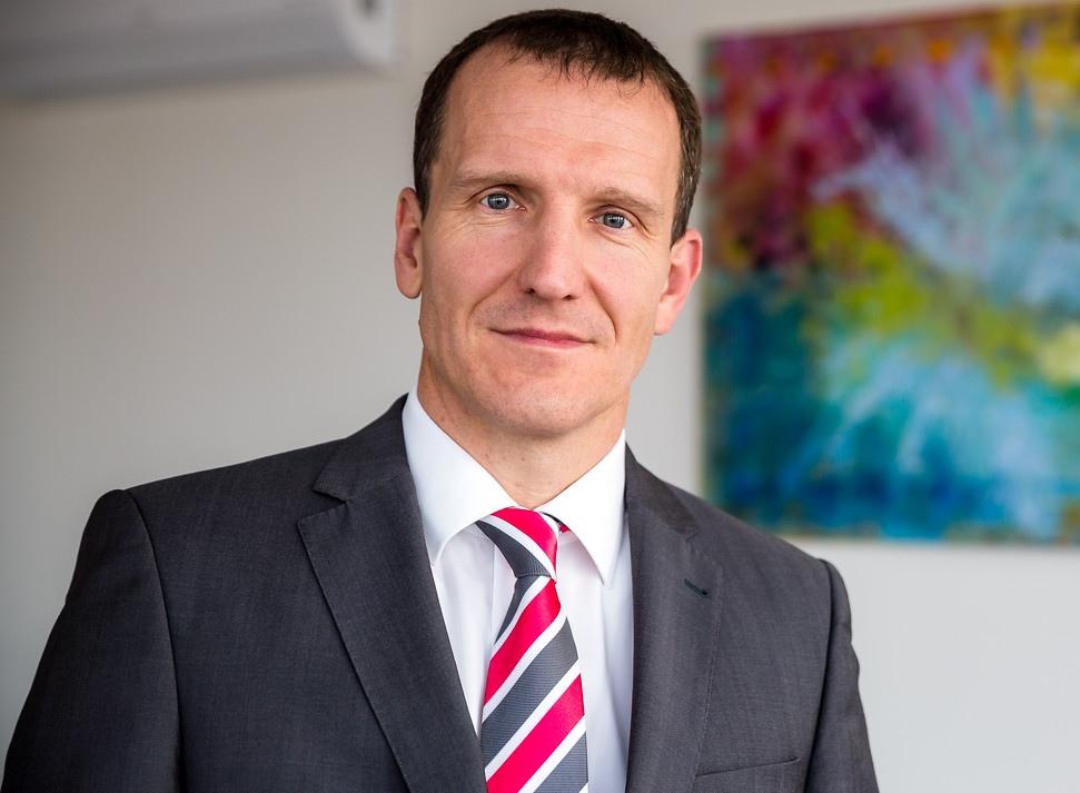 Kiss Attila, az E.ON Hungária Zrt. elnök-vezérigazgatója