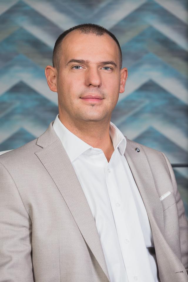 Kiss Péter, a Bau Dekor Kft alapító ügyvezetője