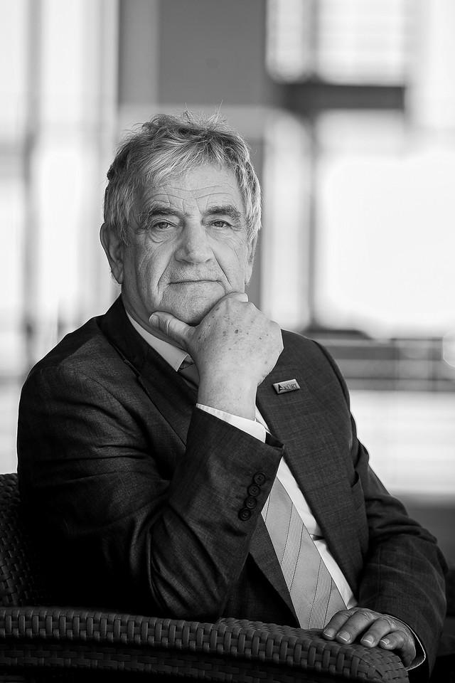 Dr. Kürti Sándor, a KÜRT Zrt. elnöke