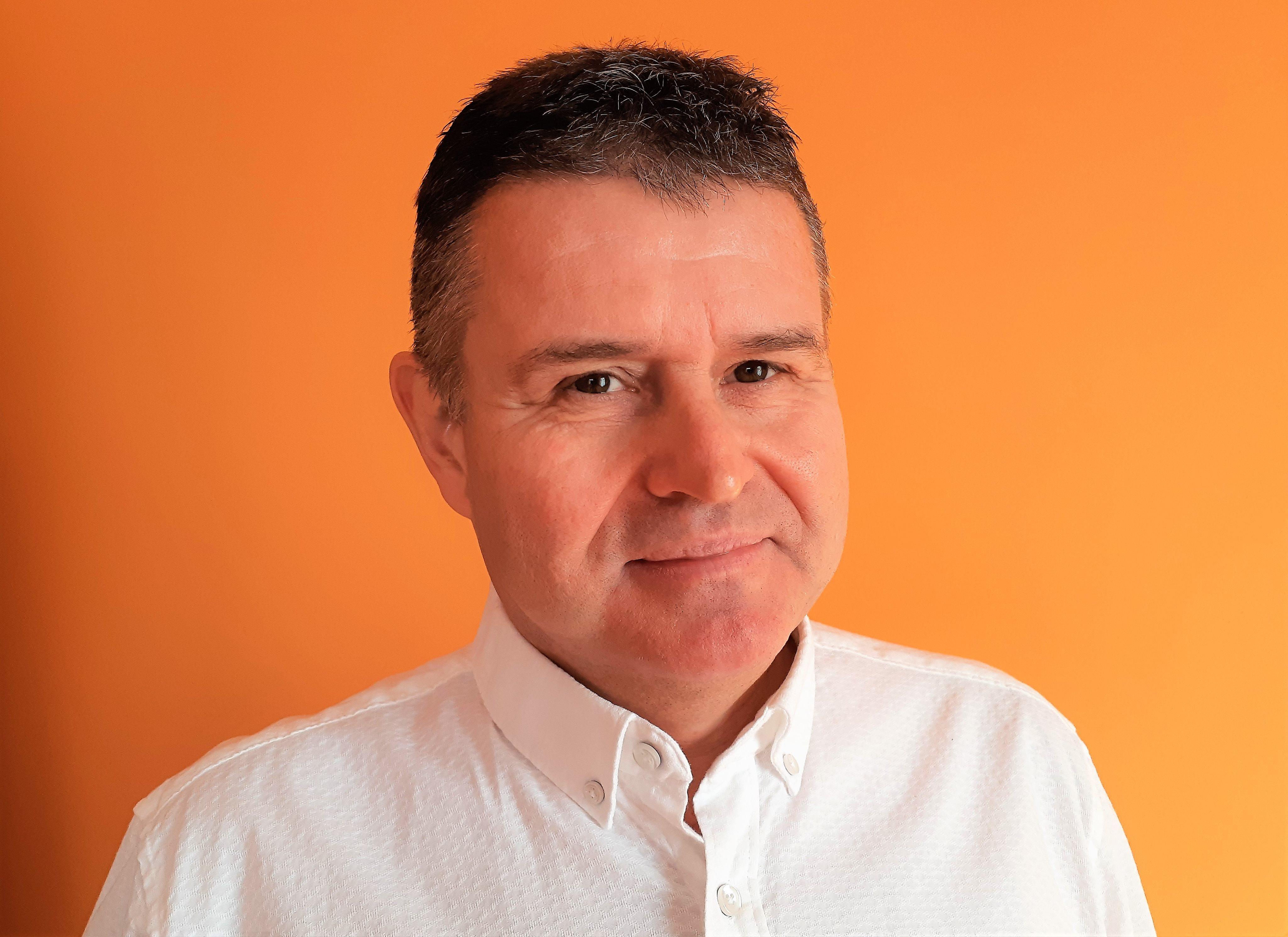 Márton Miklós, a CLN Slovakia magyarországi kereskedelmi képviselője