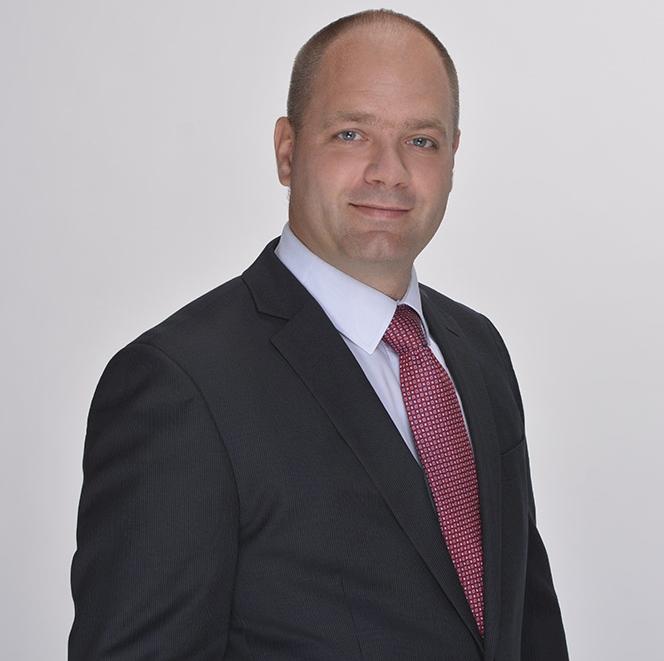 Merész István, az Euler Hermes SA magyarországi fióktelepének országigazgatója