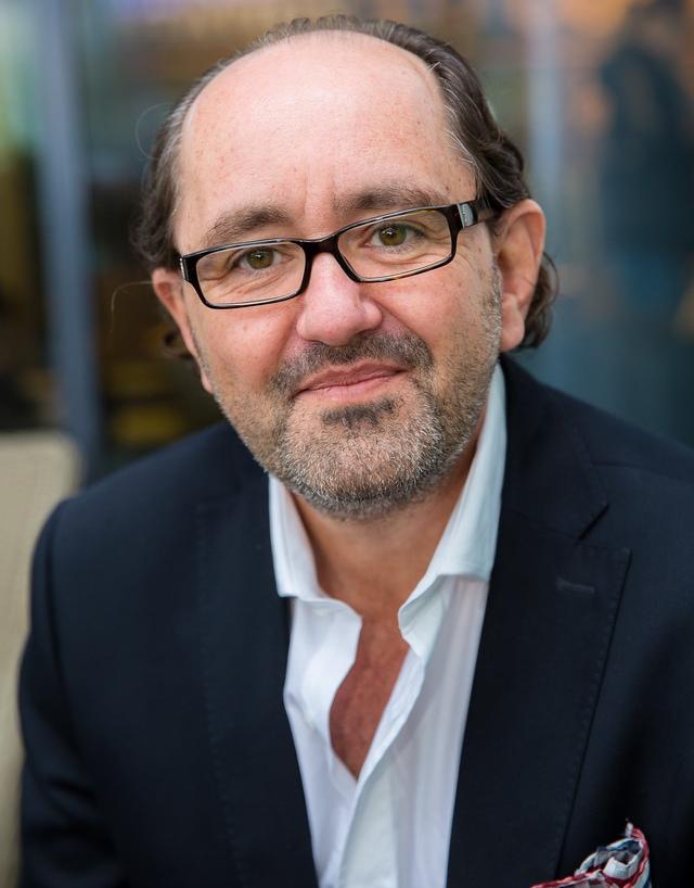 Mezriczky László, az Ispiro Consulting Kft. ügyvezető igazgatója