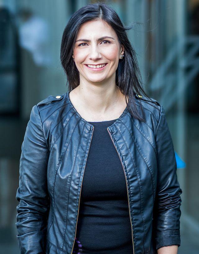 Mizda Katalin, a Csodák Palotája ügyvezetője