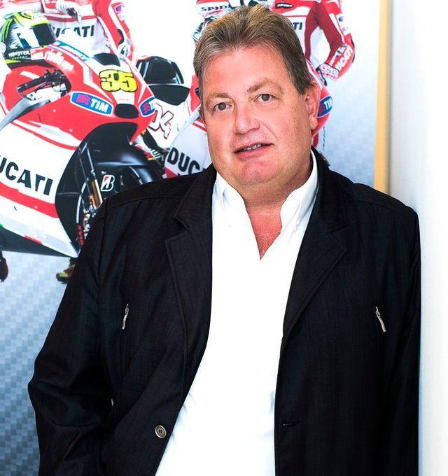 Molnár Tibor, a Presto-UPS Kft. tulajdonos ügyvezető igazgatója