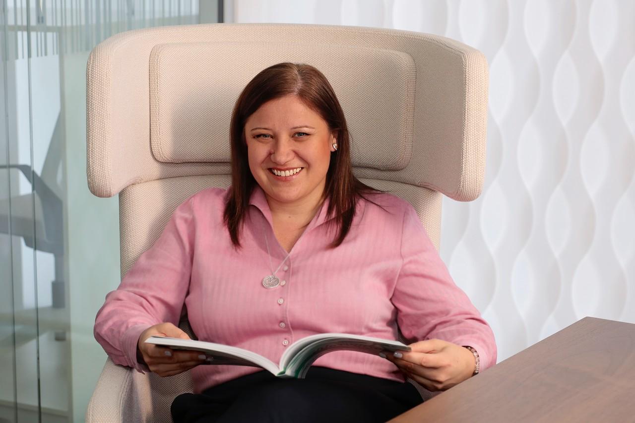 Molnárné Westermann Krisztina, a Smart Office Solutions Kft. ügyvezetője