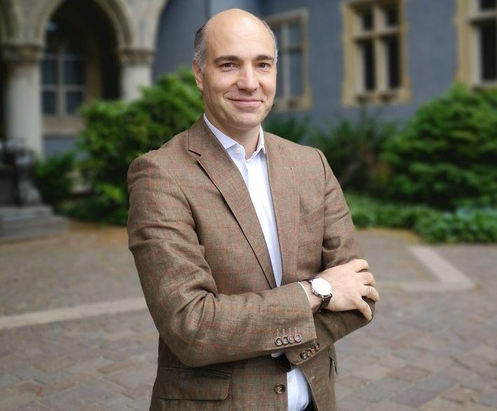 Mráz Dániel, a Prolan Irányítástechnikai Zrt. vezérigazgatója