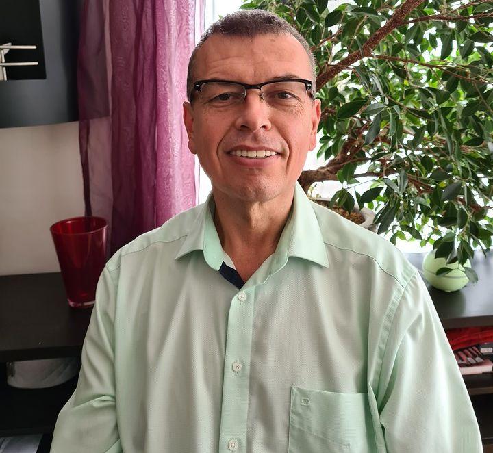 Németh Csaba, az Advertisz Reklám Kft. tulajdonos ügyvezetője
