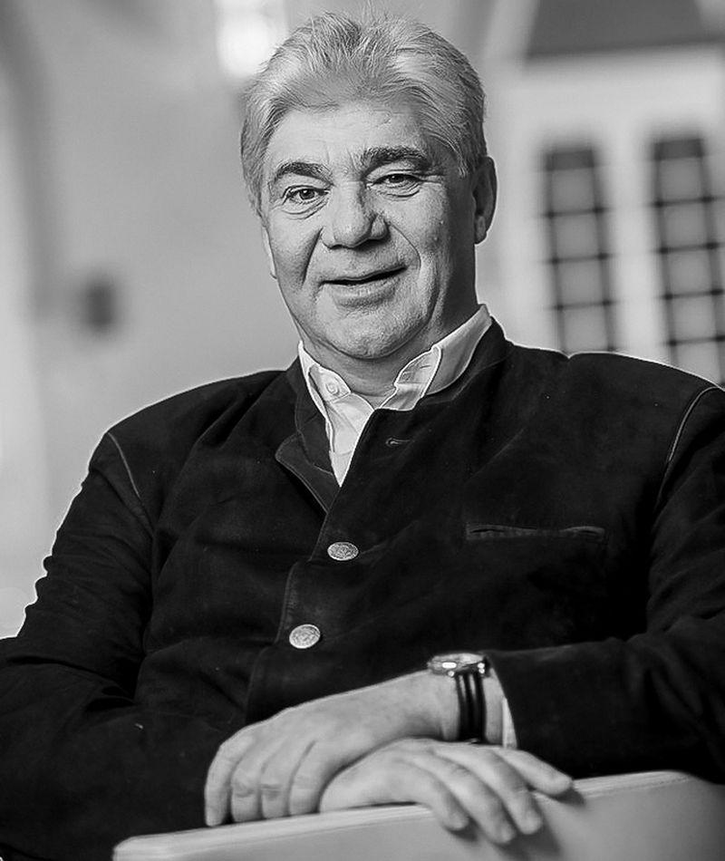 Nyúl Sándor, a Gránit Pólus Zrt. igazgatóságának elnöke