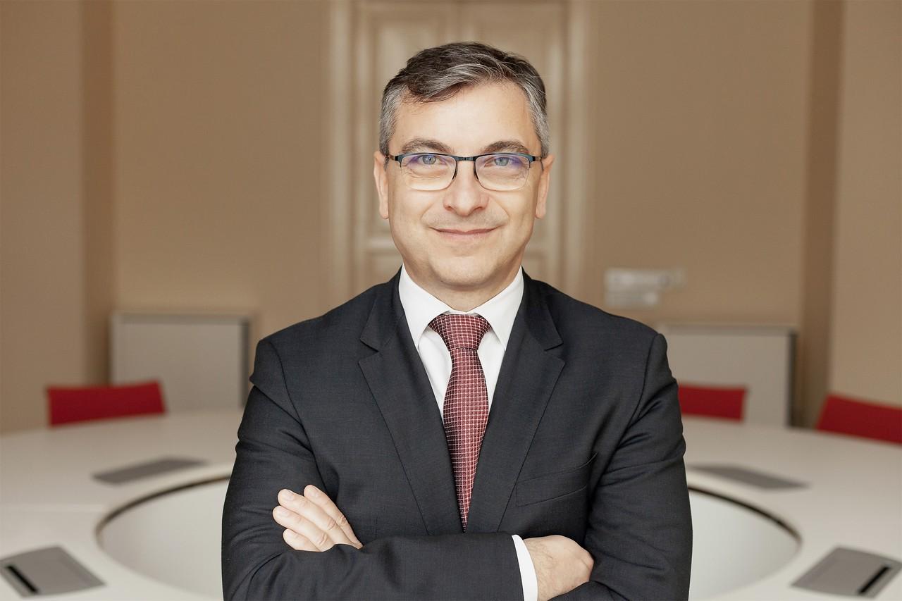 Ormosy Gábor, az AutoWallis Nyrt. vezérigazgatója