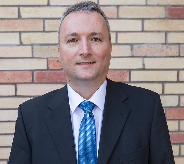 Pintér Zoltán, a CARPEX Kft. tulajdonos ügyvezetője