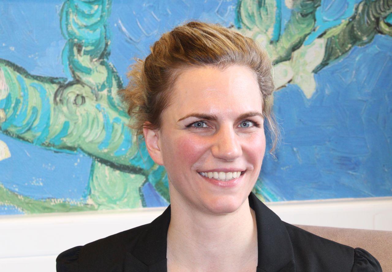 Pokorni Flóra, a Cleartex Kft. értékesítési vezetője