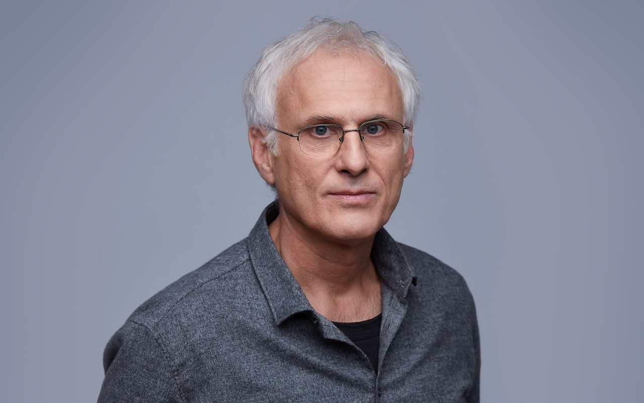 Puskás Tamás, a Centrál Színház igazgatója