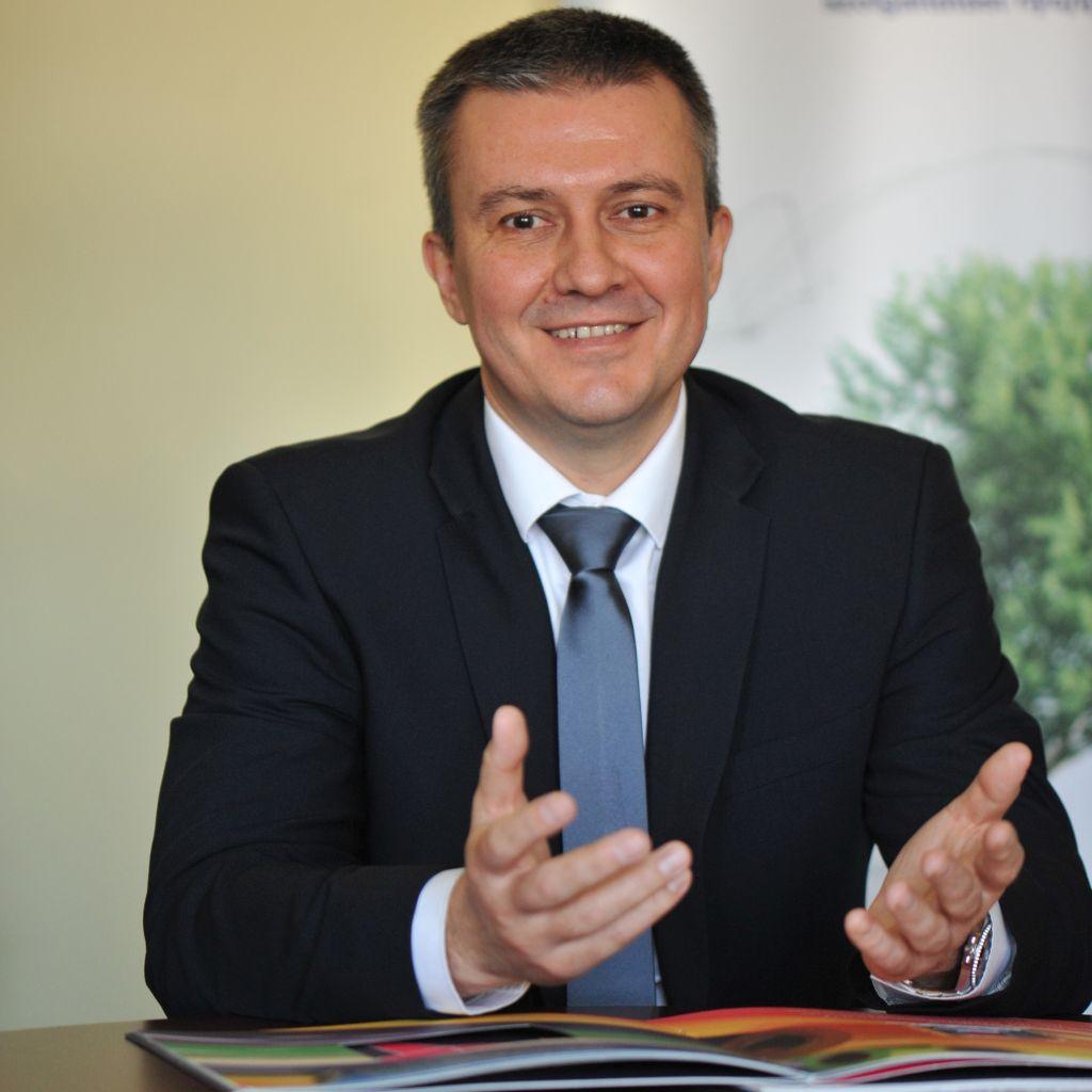 Dr. Pusztai József, az Antalis Hungary Kft. ügyvezető igazgatója