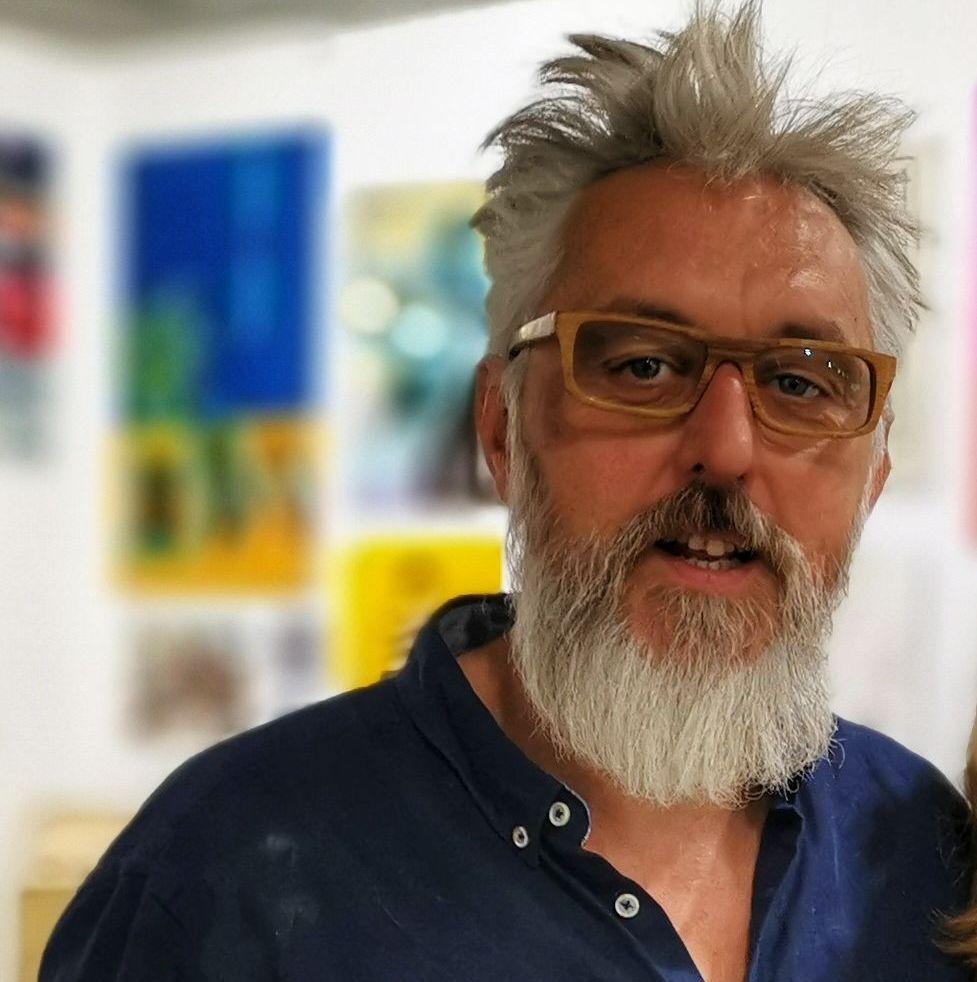 Sáfár Zoltán, a Godot Kortárs Művészeti Intézet tulajdonosa