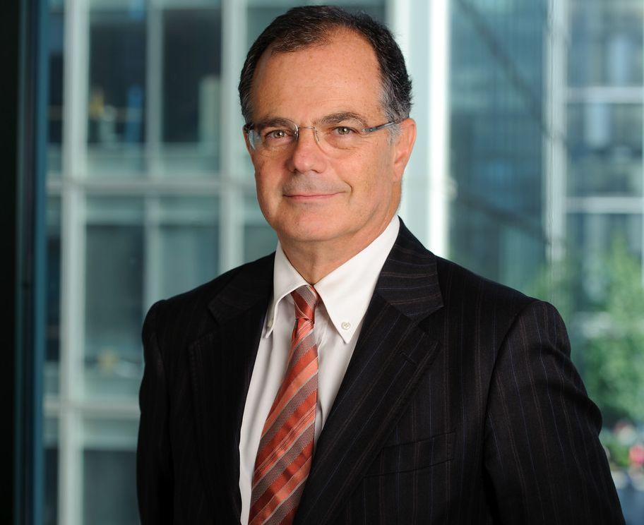 Simor András, az MNB volt elnöke, az EBRD volt első alelnöke