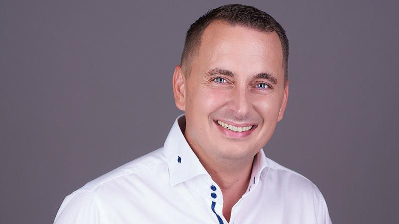 Surányi Ferenc, az M.I. SOLUTION Kft. ügyvezető igazgatója