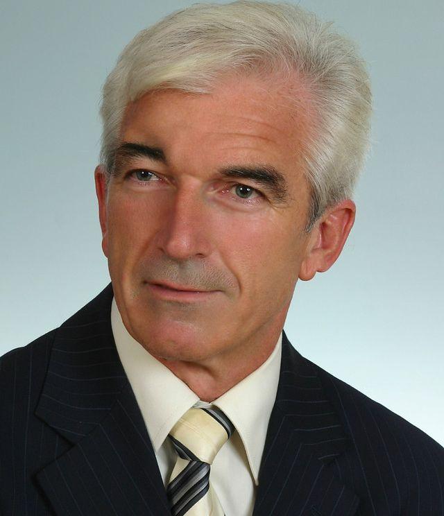 Szöllősi Árpád, a Korax Gépgyár tulajdonos ügyvezető igazgatója