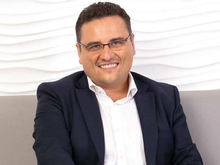 Tomcsányi Péter, a Prime Rate Kft. tulajdonos ügyvezetője