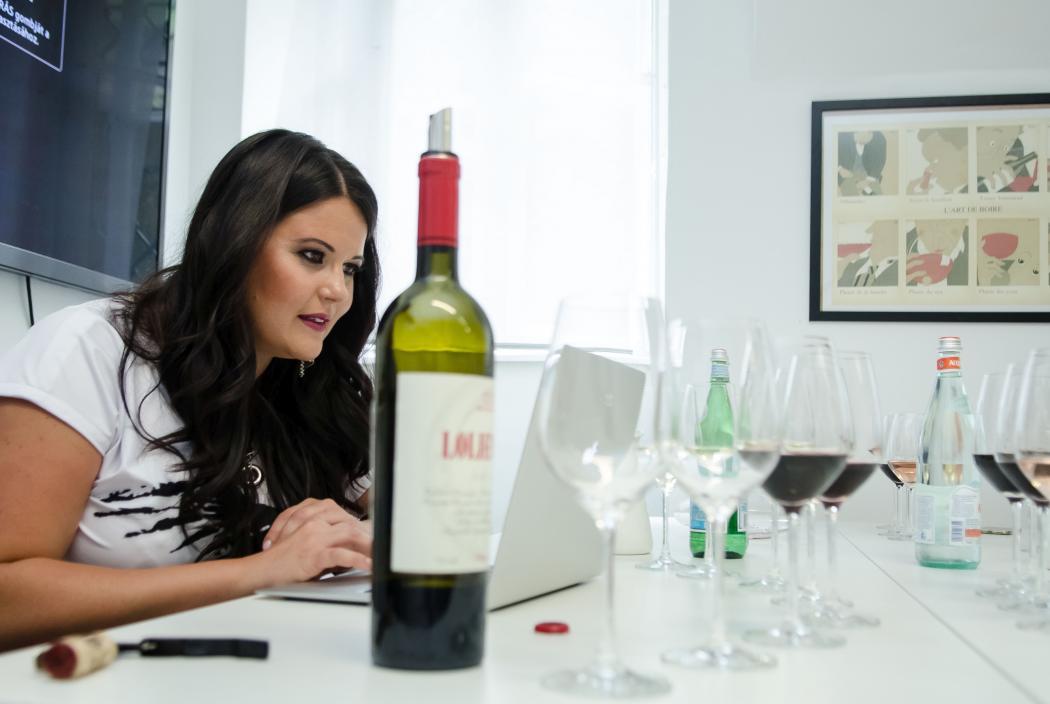 Herczeg Ágnes: A bor izgalmas szellemi kihívás