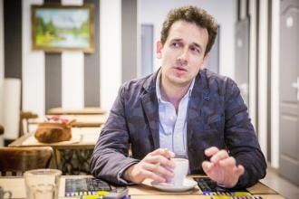 Martin Csaba, BOOM Magazin, filmezés saját pénzből