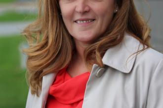 Márta Irén, a Magyarországi Üzleti Tanács a Fenntartható Fejlődésért igazgatója