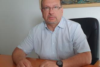 Máthé Zoltán, az M&L-Sec Kft. ügyvezető igazgatója