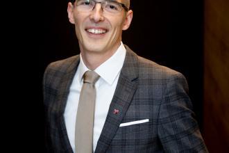 Nagy György, a Sigma Technology Magyarország Kft. ügyvezető igazgatója, a Vállalható Üzleti Kultúráé