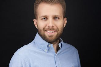 Patai Zoltán, a Delivery Hero Hungary Kft. (NetPincér) ügyvezető igazgatója, a Vállalható Üzleti Kul